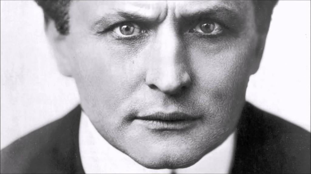 Mustkunstnik Harry Houdini oli spioon?